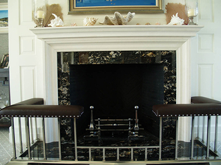 Marble Fireplace TYFP-12