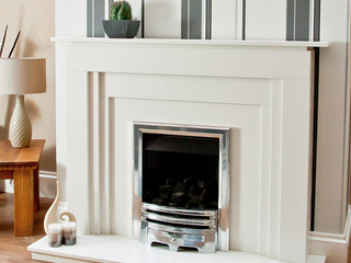 Marble Fireplace TYFP-06